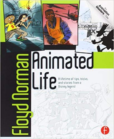 Animated Life: A Lifetime of Tips SC, signed by Floyd Norman!