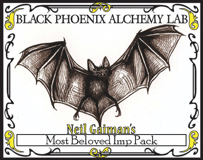 BPAL Presents Neil Gaiman's MOST BELOVED Imps