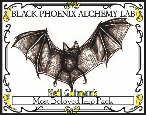 Neil Gaiman's MOST BELOVED Imps (BPAL Fragrances)