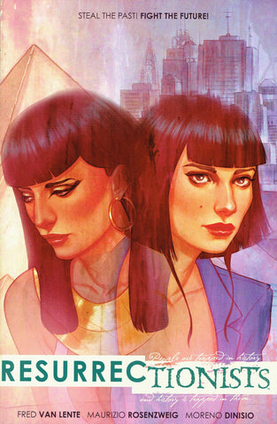 Resurrectionists #1 CBLDF Exclusive by Jenny Frison!