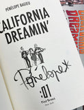 California Dreamin' HC, signed by Pénélope Bagieu!