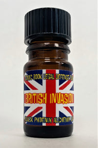 British Invasion, by Black Phoenix Alchemy Lab!
