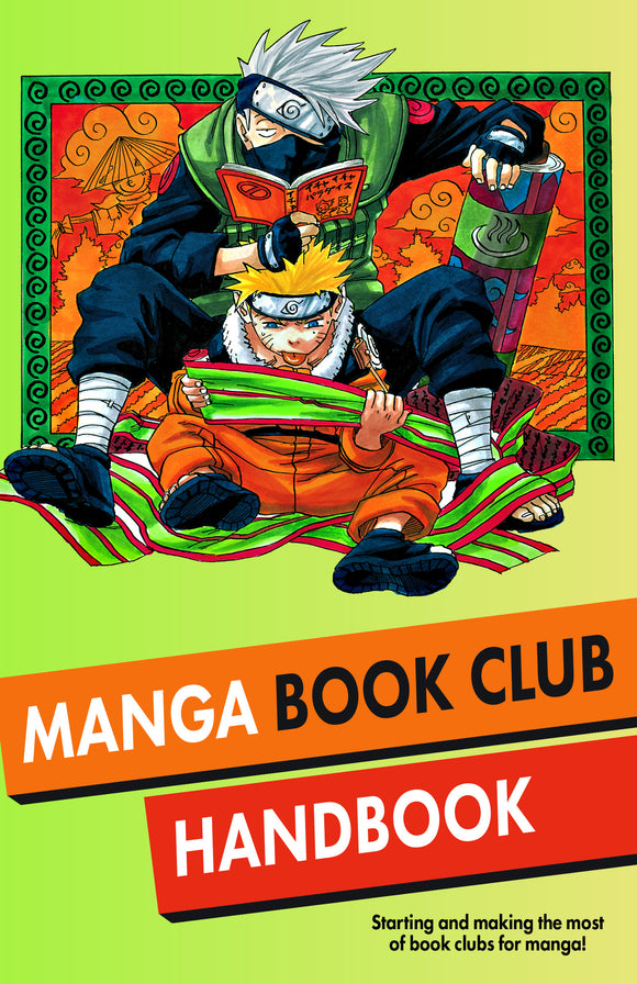Manga Book Club Handbook!