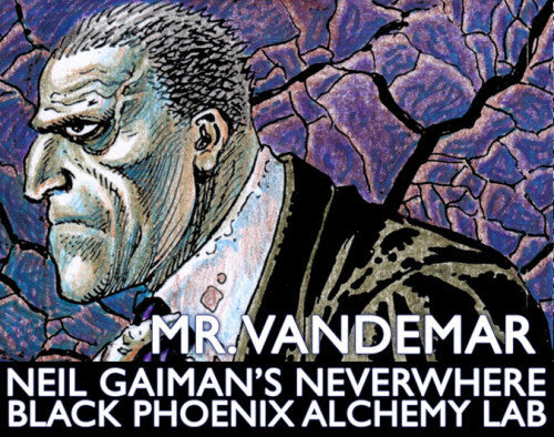 "Neverwhere's ""Mr. Vandemar"" Fragrance, from BPAL"