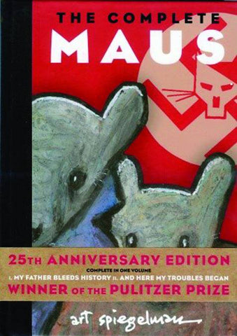 The Complete Maus HC, signed by Art Spiegelman!