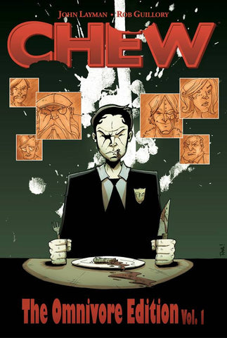 Chew Omnivore Edition HC, signed by John Layman!
