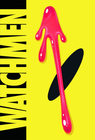 Watchmen Absolute Edition HC, PERSONALIZED by Dave Gibbons!