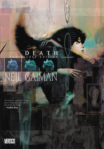 Death Deluxe Edition Hardcover, signed by Neil Gaiman!