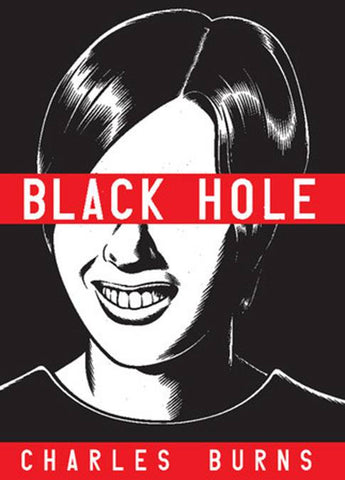Black Hole GN, Signed by Charles Burns!