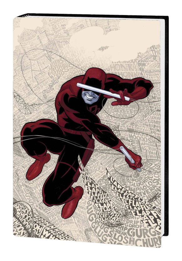 Daredevil by Waid Vol 1 HC, signed by Mark Waid!