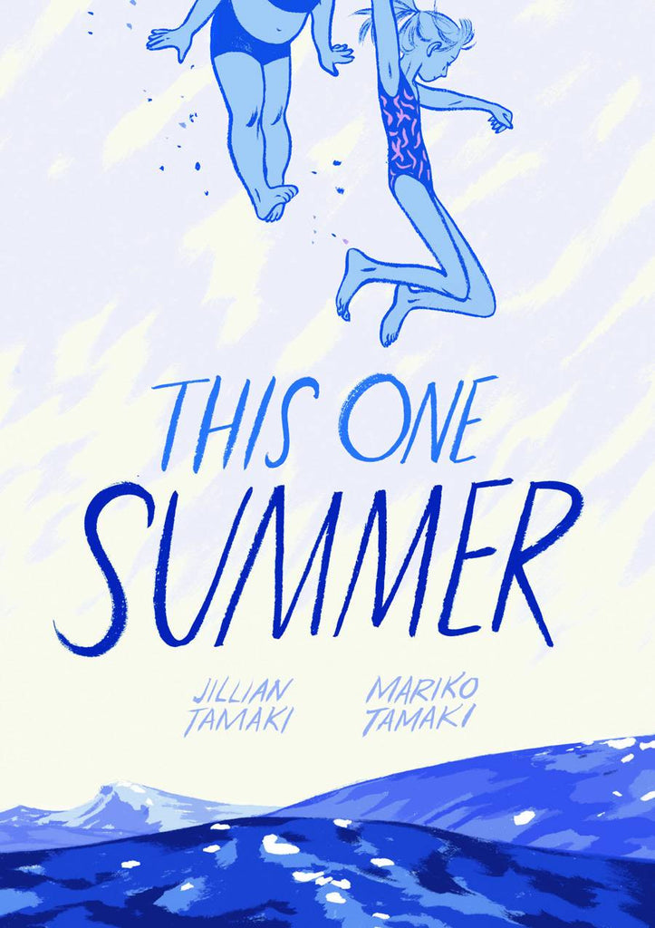 This One Summer HC, Signed by Mariko Tamaki!