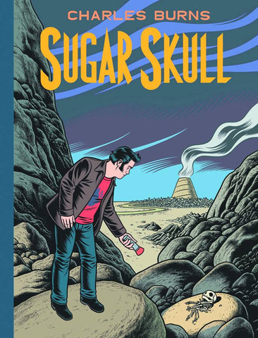 Sugar Skull HC, Signed by Charles Burns!