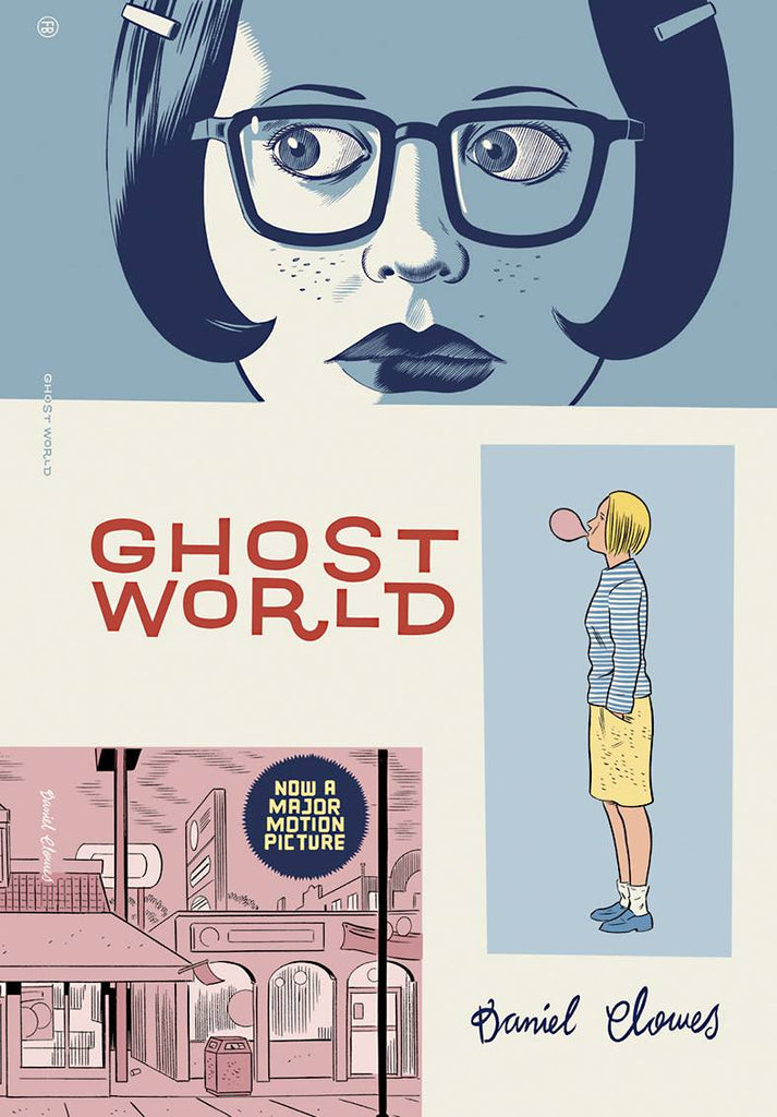 Ghost World TP, signed by Daniel Clowes!