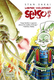 Usagi Yojimbo: Senso HC, signed & sketched by Stan Sakai!