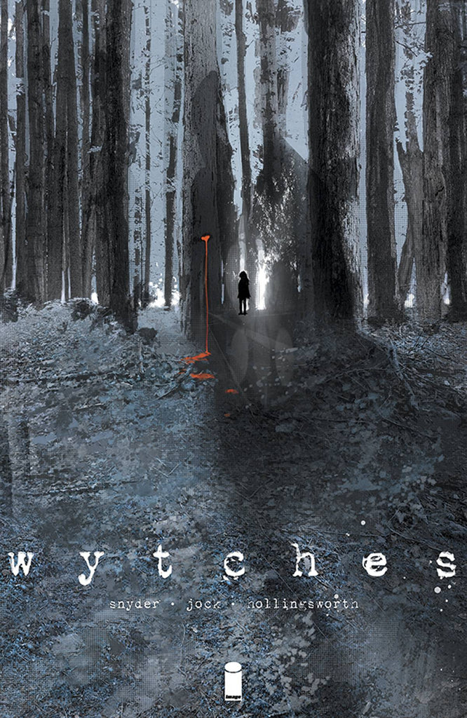 Wytches TP, signed by Scott Snyder OR Jock!