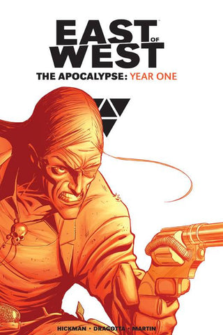 East of West The Apocalypse Year One HC, signed by Nick Dragotta!