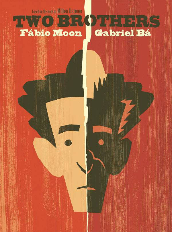 Two Brothers HC, Signed by Fabio Moon AND Gabriel Ba!