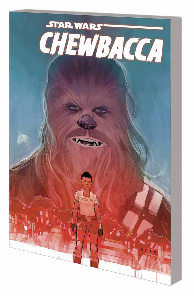 Star Wars: Chewbacca, Signed by Phil Noto!