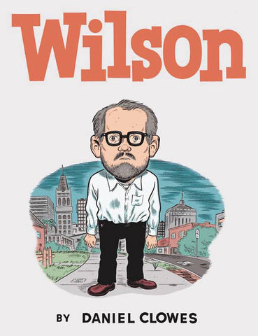 Wilson HC, signed by Daniel Clowes!