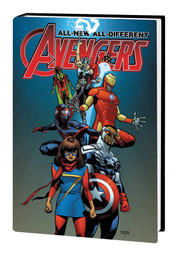 All-New, All-Different Avengers, Signed by Mark Waid