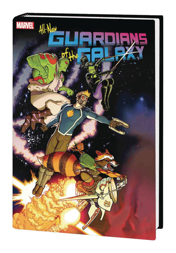 Guardians of the Galaxy by Gerry Duggan HC, Signed by Gerry Duggan!