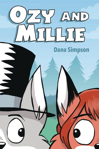 Ozy & Millie Vol 1 TP, signed by Dana Simpson!