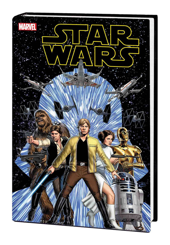 Star Wars by Jason Aaron Omnibus HC, signed by Jason Aaron!