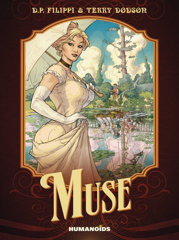 Muse HC, Signed by Terry Dodson!