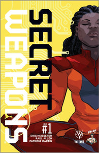 Secret Weapons #1 CBLDF-Exclusive Erica Henderson Variant!