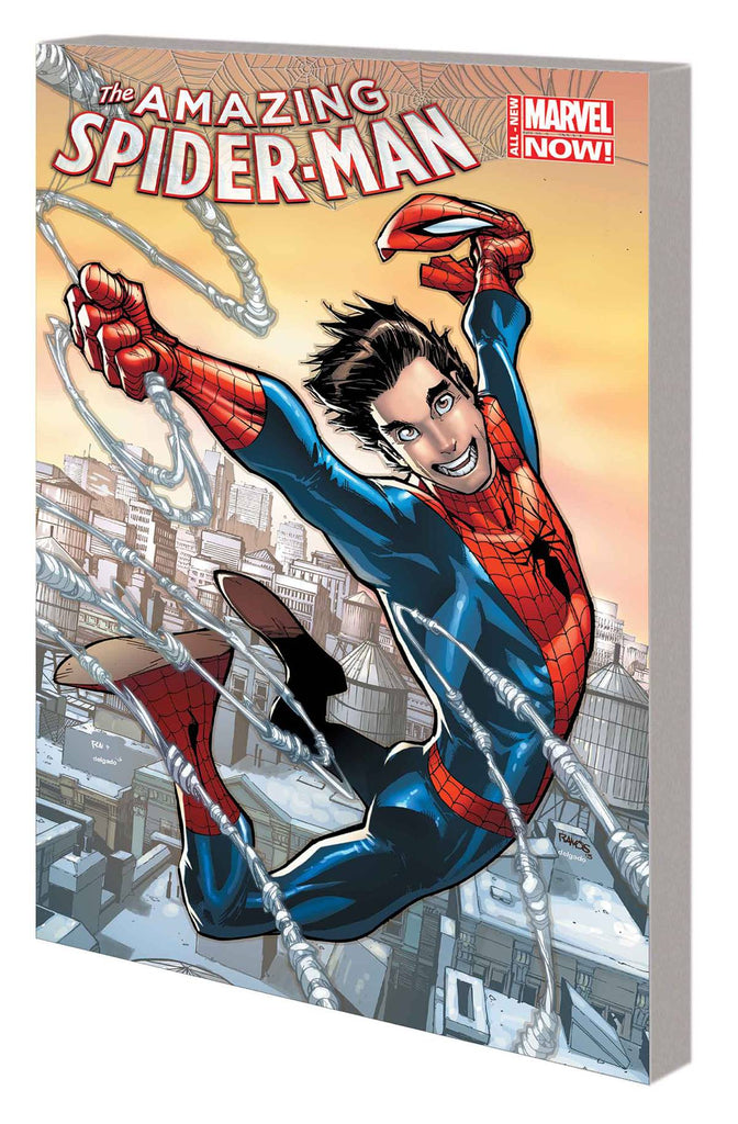 Amazing Spider-Man Vol 1: Parker Luck TP, signed by Dan Slott or Humberto Ramos!