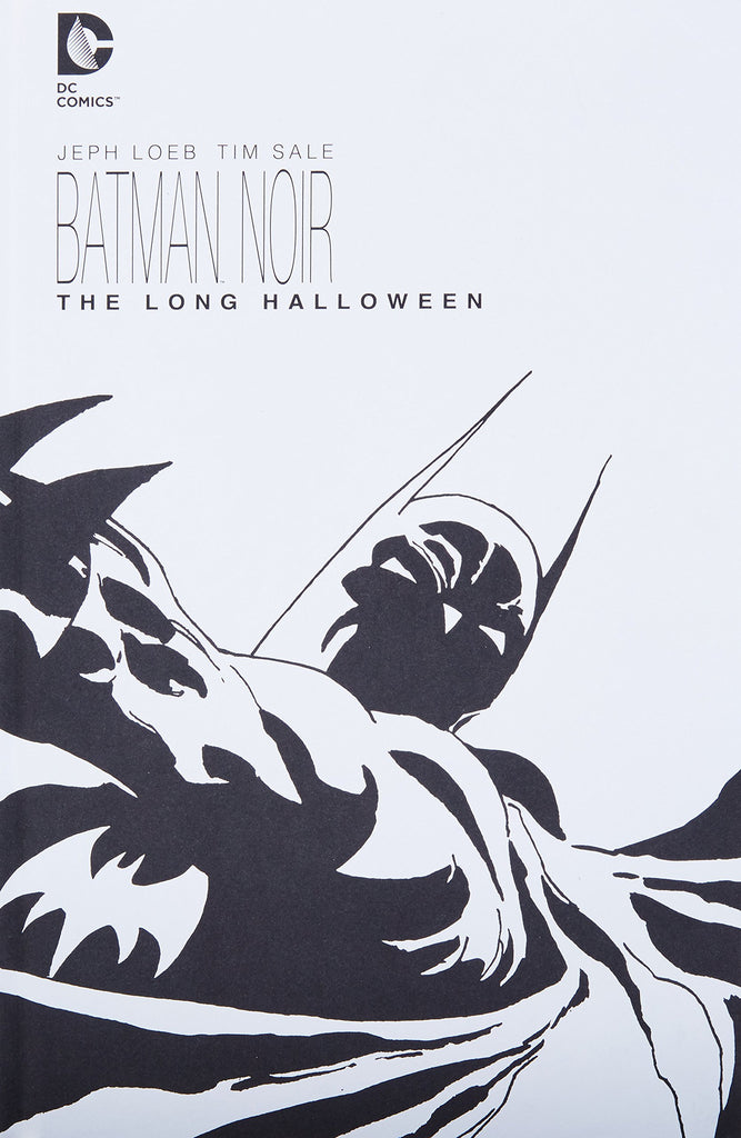 Batman Noir: The Long Halloween HC, signed by Tim Sale!