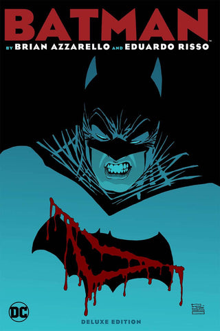 Batman by Azzarello & Risso, Signed by Brian Azzarello!