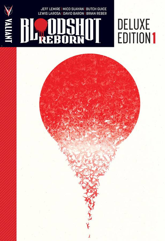 Bloodshot Reborn Vol 1 HC, signed by Jeff Lemire!