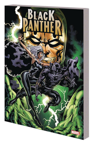 Black Panther by Hudlin Complete Collection Vol 2 TP, signed by Reginald Hudlin!