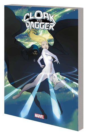 Cloak and Dagger: Runaways & Reversals TP, Signed by Brian K. Vaughan!