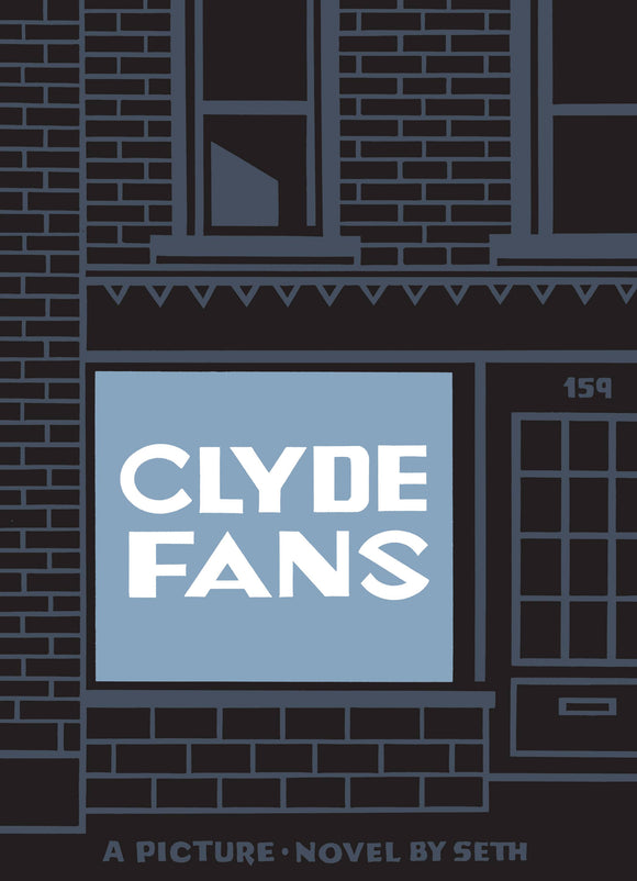 Clyde Fans Box Set, Signed by Seth!