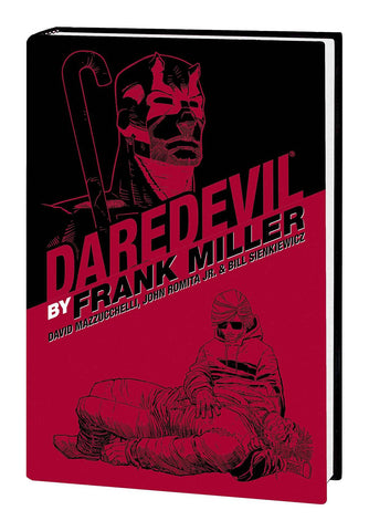 Daredevil by Miller & Janson Omnibus Companion, Signed by Frank Miller!
