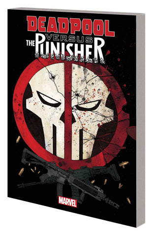 Deadpool vs. The Punisher TP, signed by Fred Van Lente!