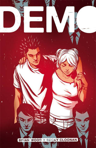 DEMO TP, signed by Becky Cloonan!