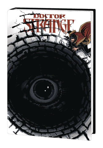 Doctor Strange HC Vol 1, signed by Jason Aaron!