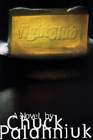 Fight Club HC, signed by Chuck Palahniuk!