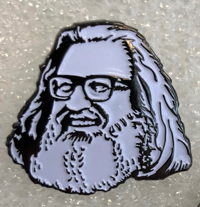 Bill Gaines Enamel Pin