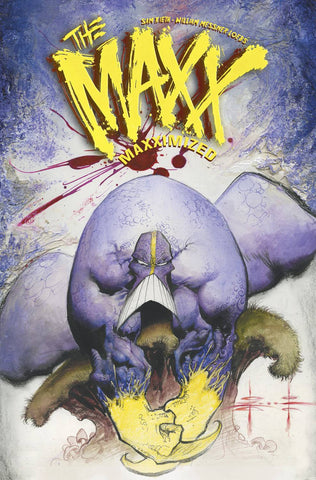 The Maxx Maxximized Vol 1 HC, signed by Sam Kieth!