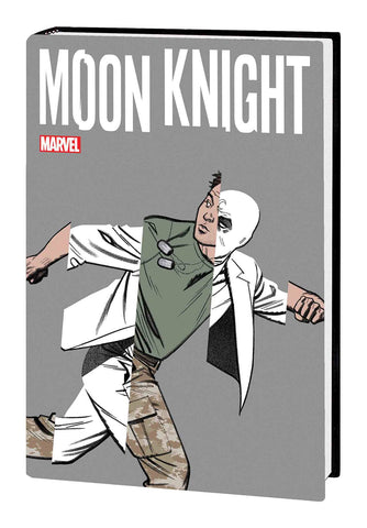 Moon Knight By Lemire & Smallwood HC, signed by Jeff Lemire!