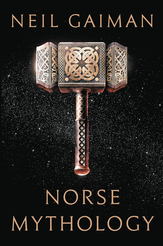 Norse Mythology Hardcover, signed by Neil Gaiman!