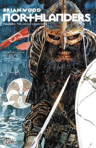 Northlanders Vol 1 HC, Signed by Davide Gianfelice!