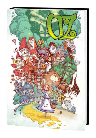 Oz Omnibus HC, Signed by Skottie Young!