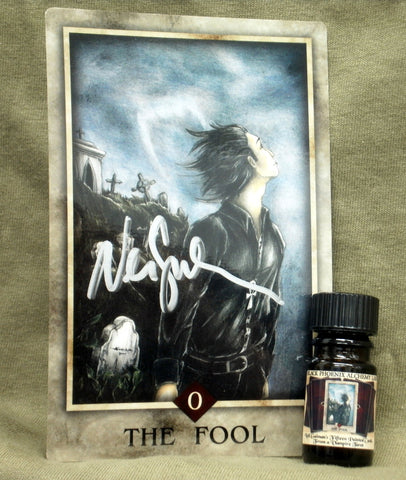 BPAL presents Neil Gaiman's THE FOOL Fragrance