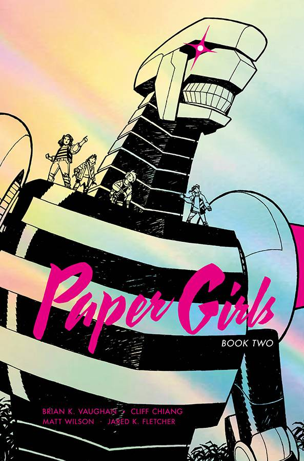 Paper Girls Volume Two HC, Signed by Brian K. Vaughan & Cliff Chiang!