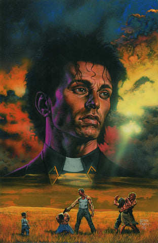 Absolute Preacher Volume One HC, PERSONALIZED by Garth Ennis!